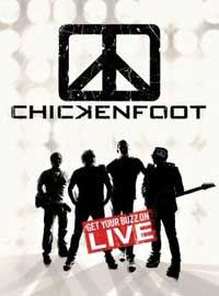 Cover Chickenfoot - Live [DVD]